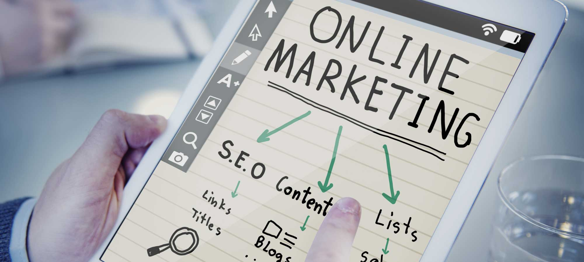 Online Marketing - SEO- Content